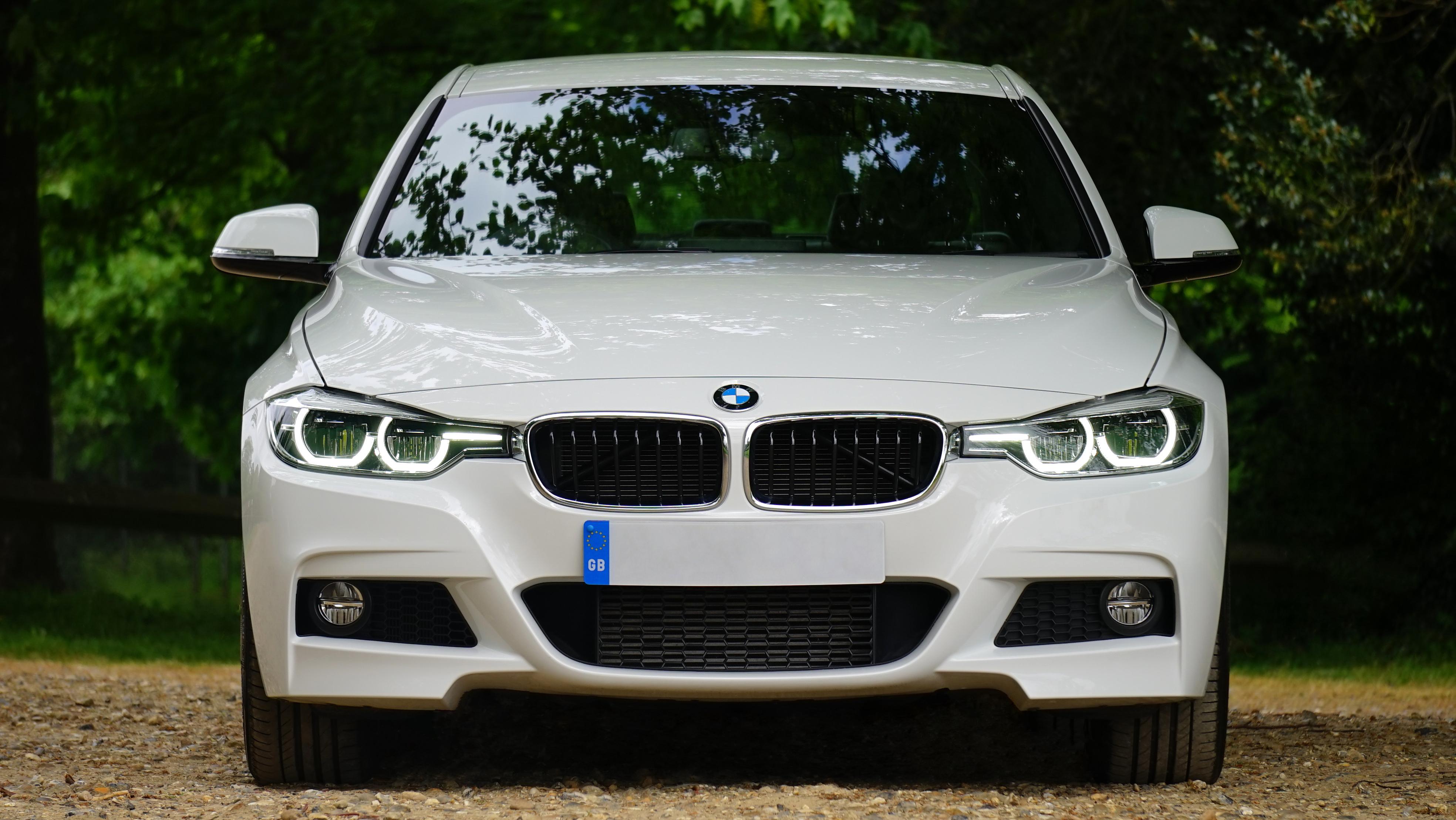 free stock photo of car vehicle luxury white
