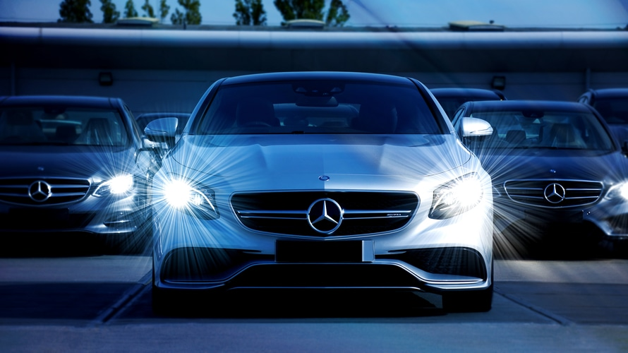 """Who's Leading Luxury Car Sales In The U.S."""""""