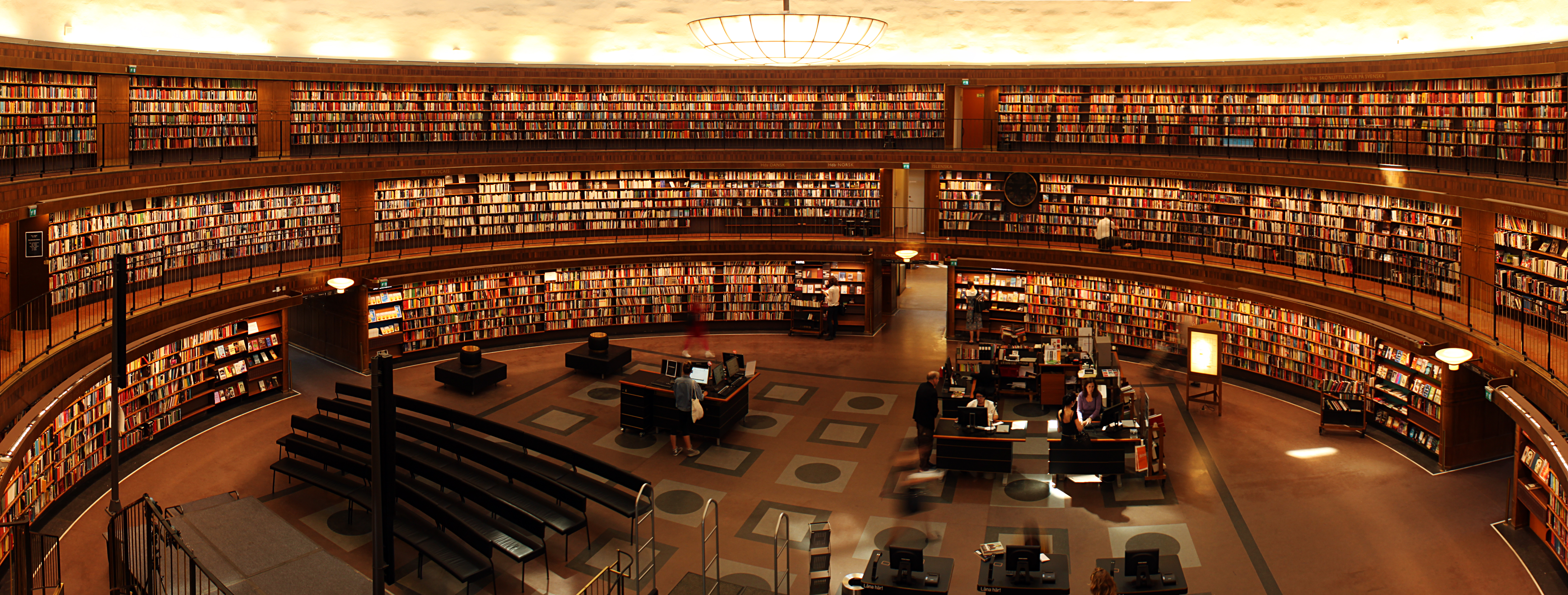 free stock photos of library pexels