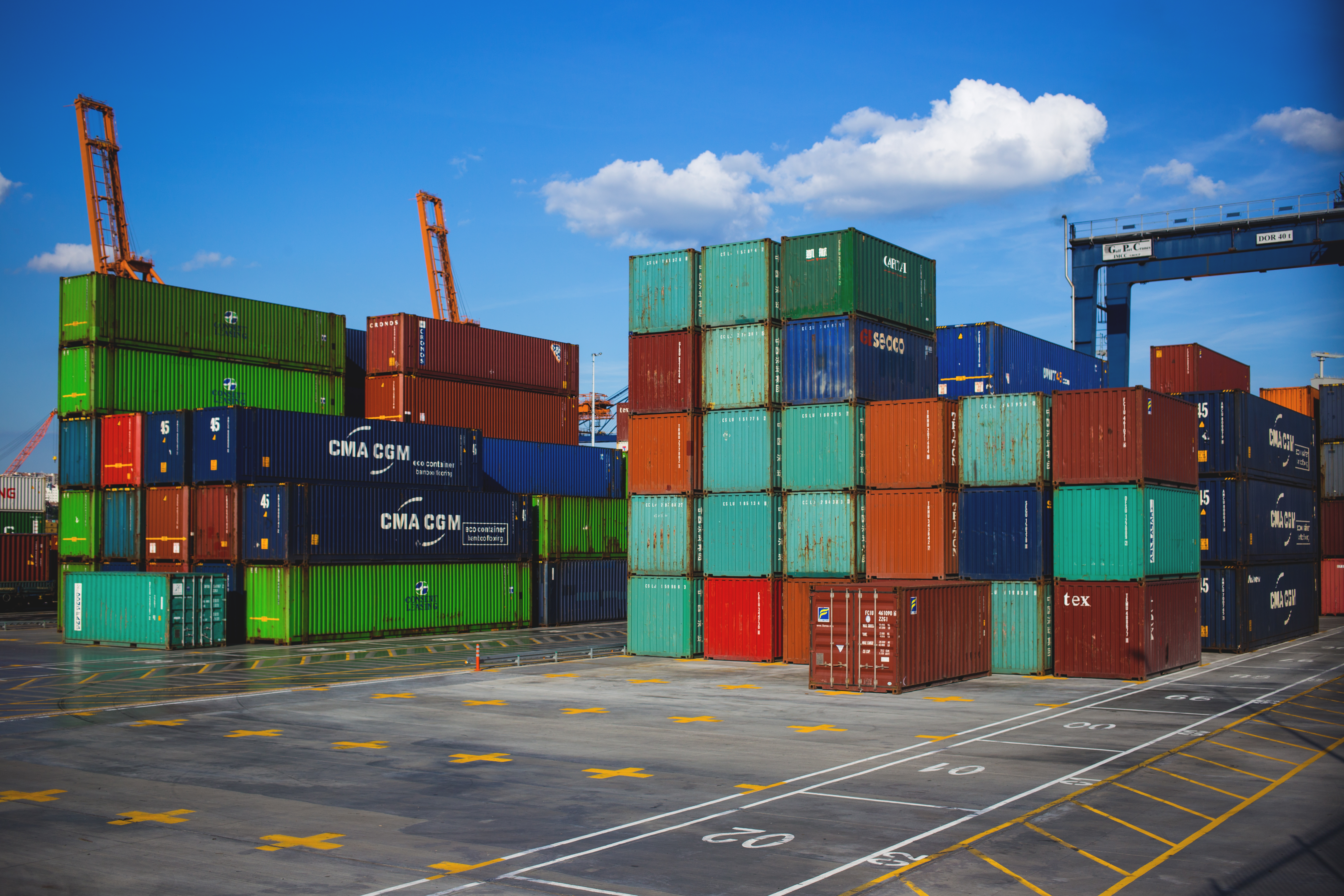 Free Stock Photos Of Shipping Containers Pexels - Shipping containers