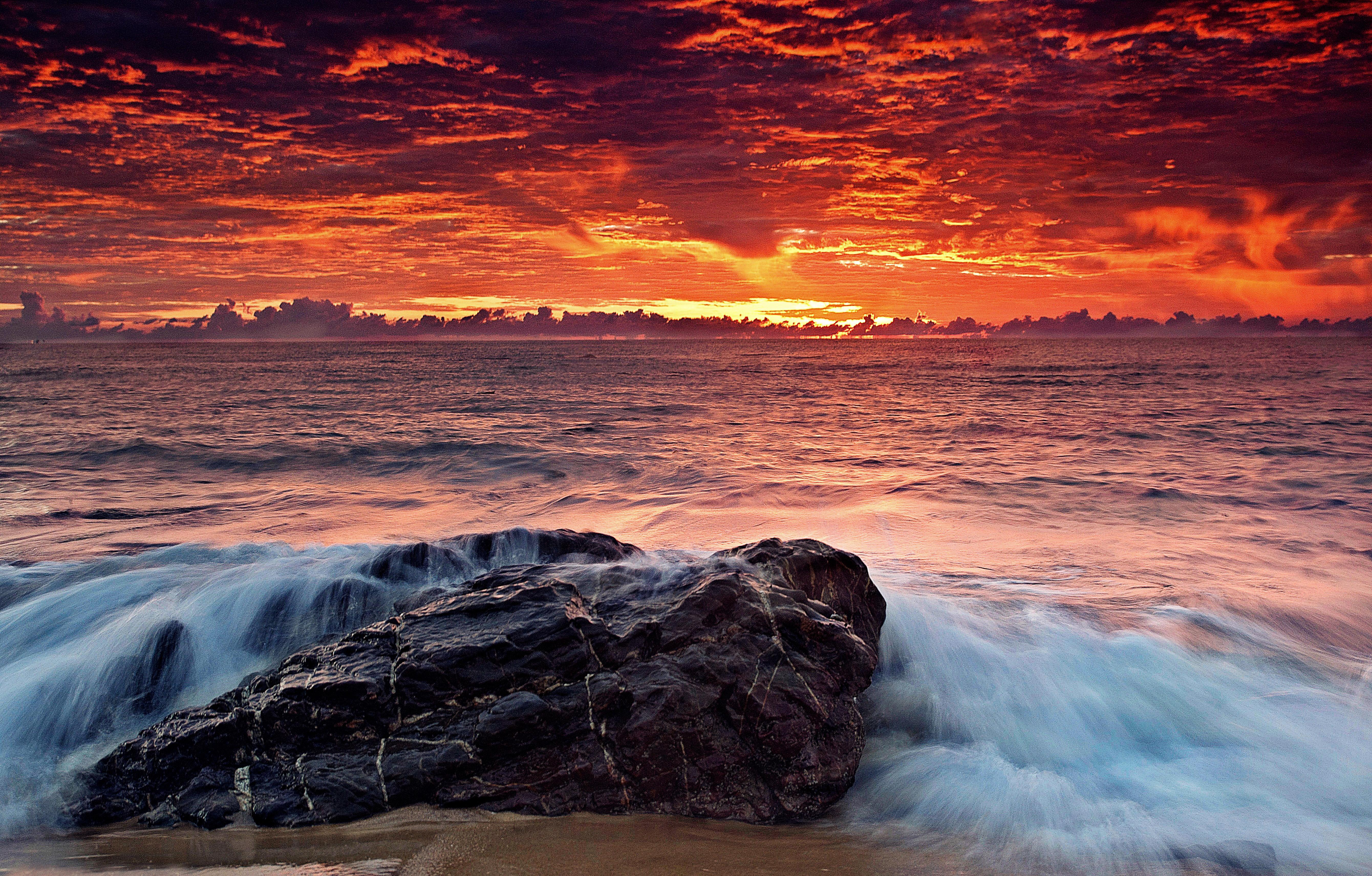 free stock photo of beach beautiful beauty