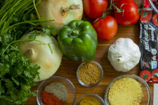 Free stock photo of food, healthy, vegetables, wood