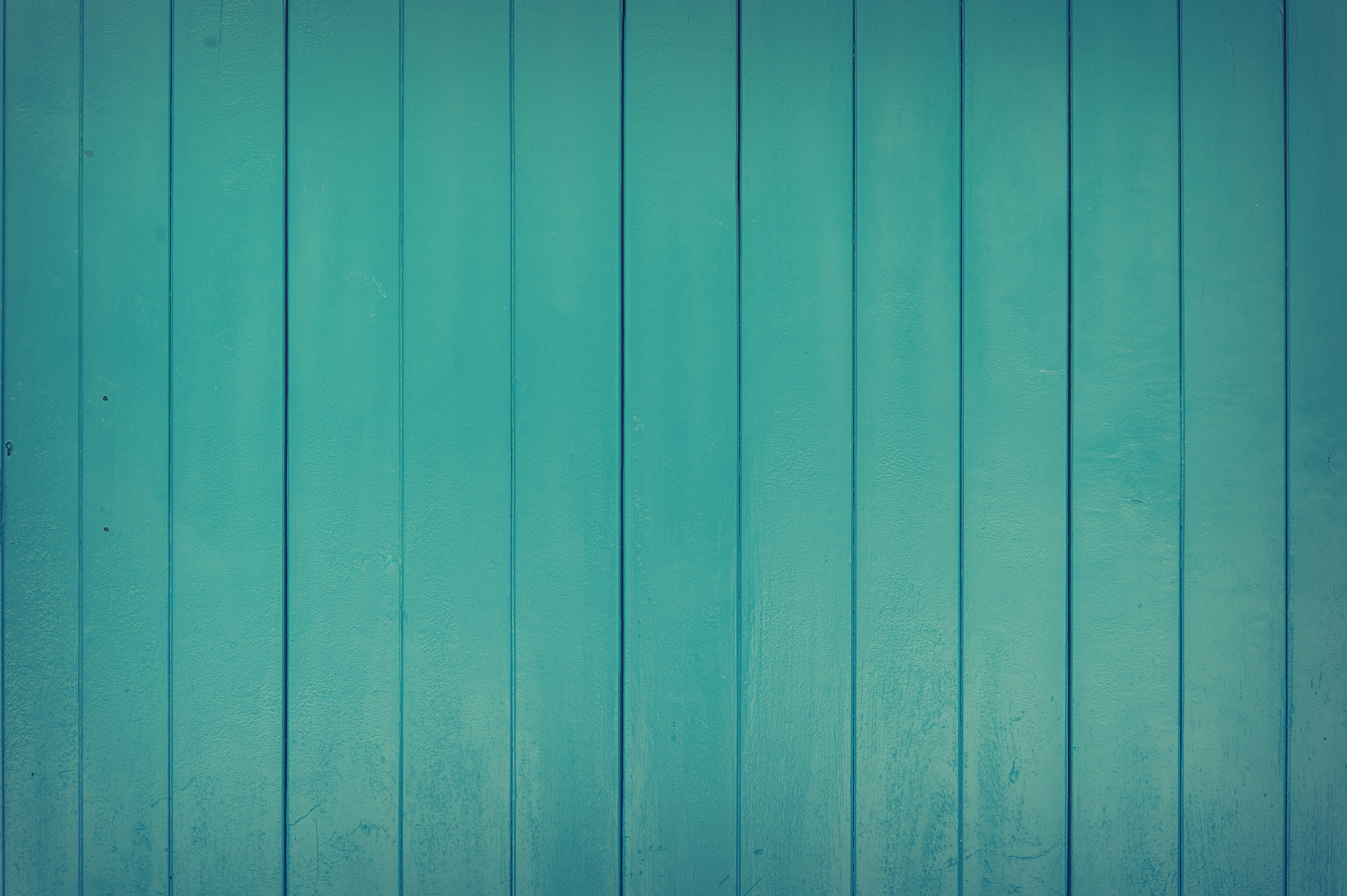 Green Wooden Fence · Free Stock Photo