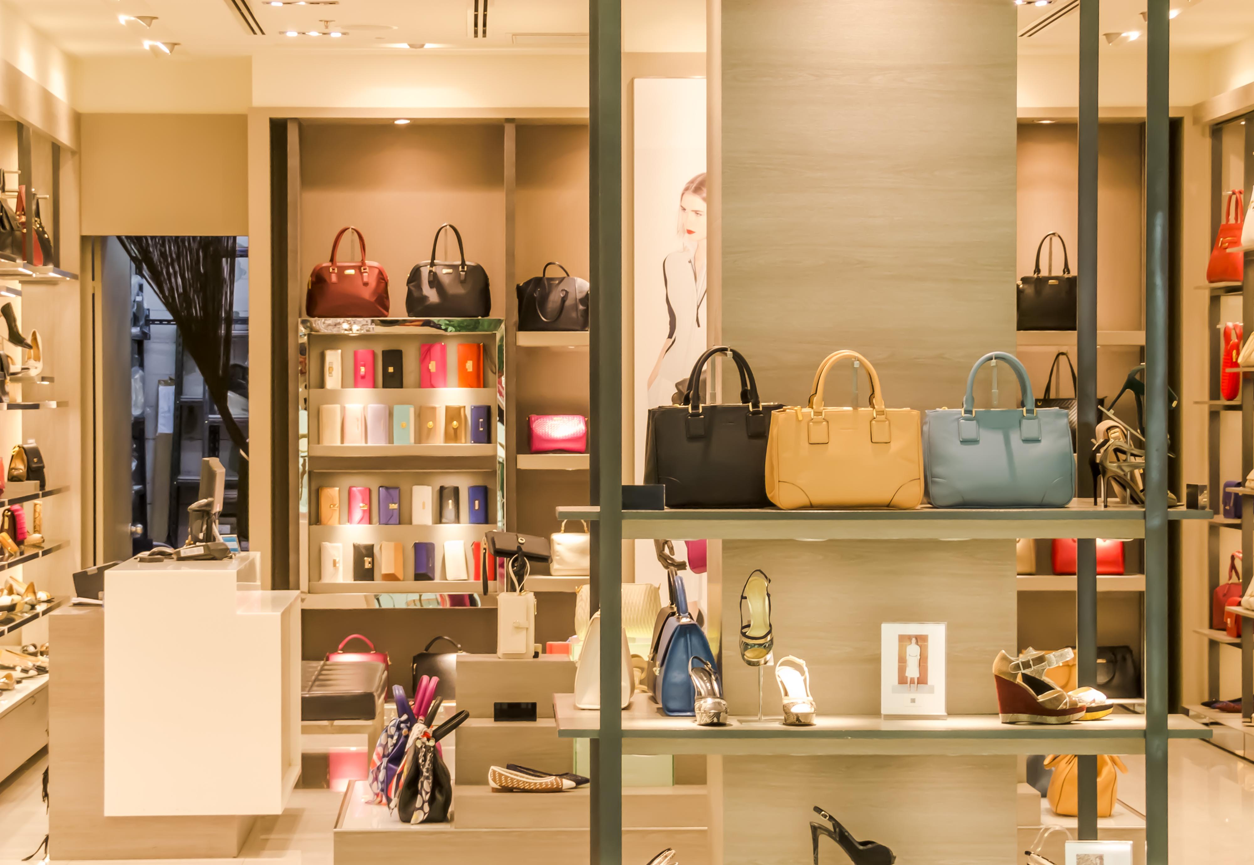 Kết quả hình ảnh cho fashion shelf