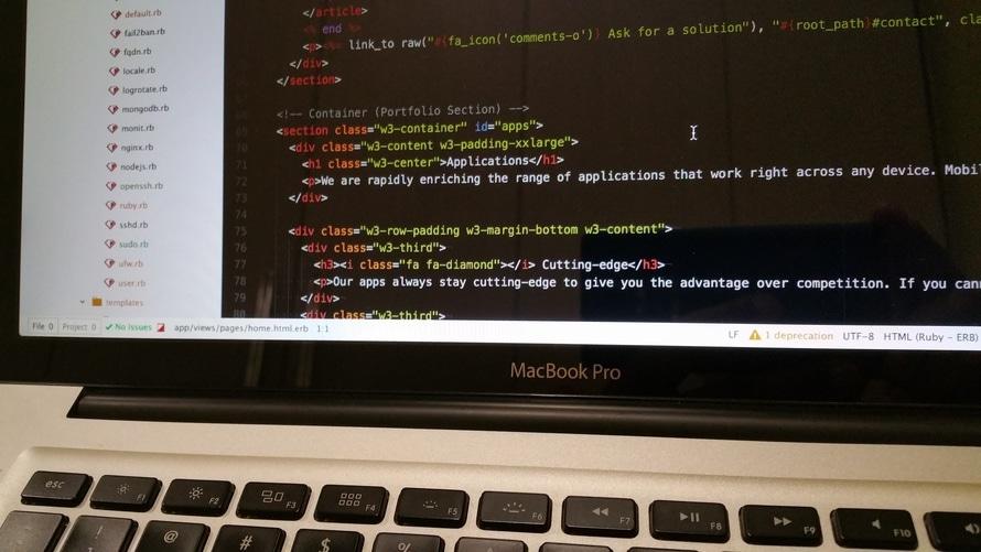 laptop, macbook pro, technology