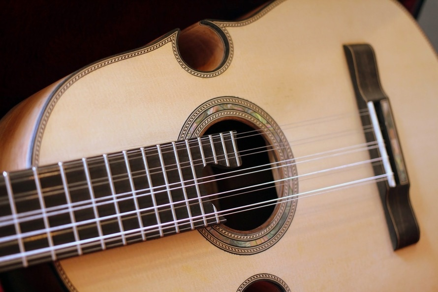 Free stock photo of acoustic guitar, classical music, guitar