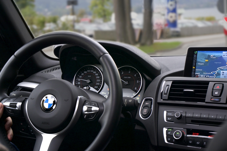 Car interior photos - Free Stock Photo Of Car Driving Route Interior