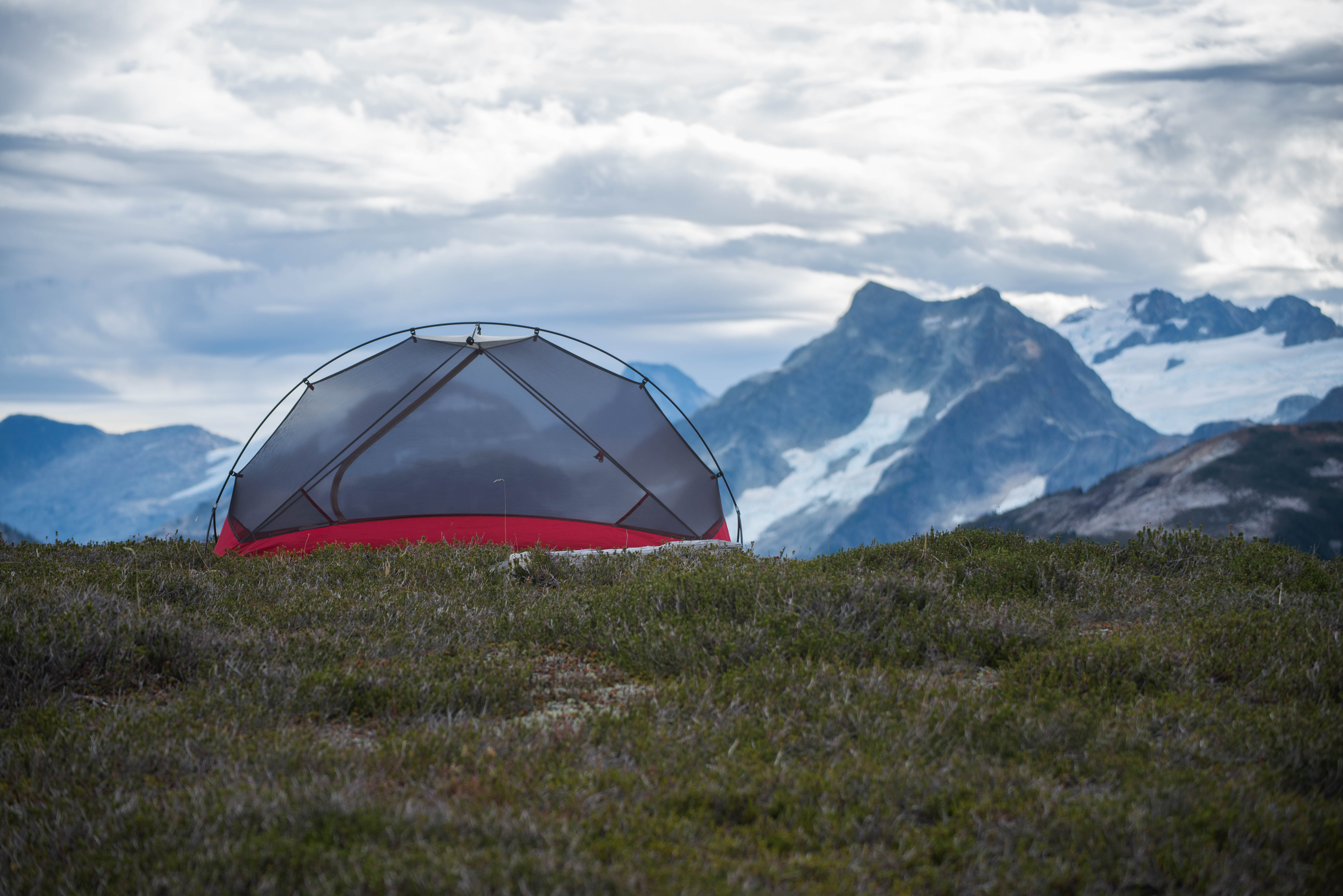 Free stock photo of camping, mountains, tent