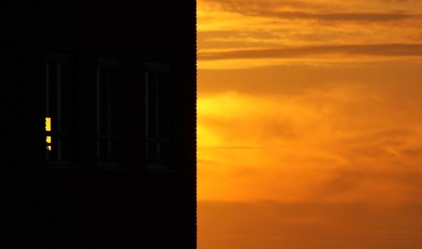 Free stock photo of city, dawn, sky, weather