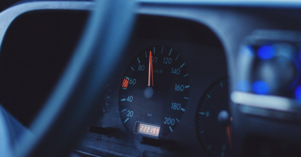 Free stock photo of car, speedo, speedometer