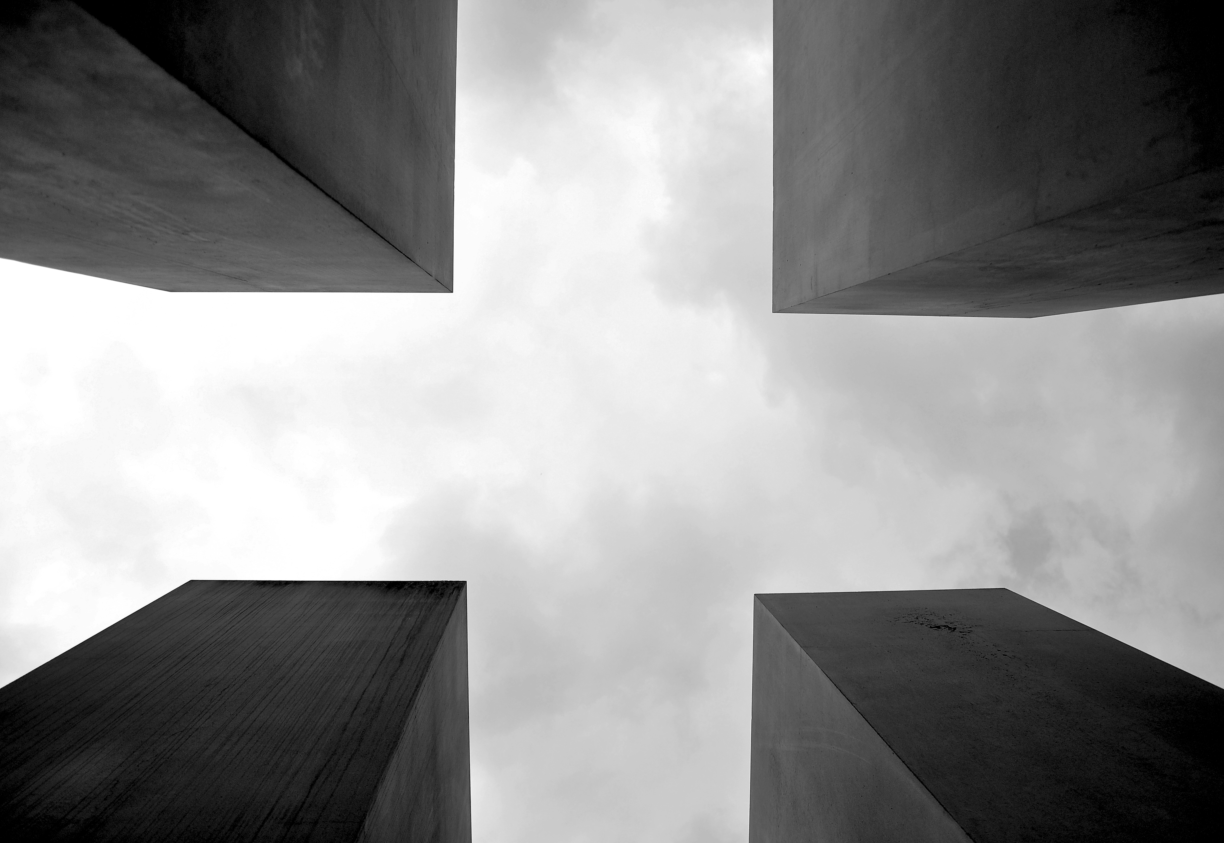 Free Stock Photo Of Architecture Black And White
