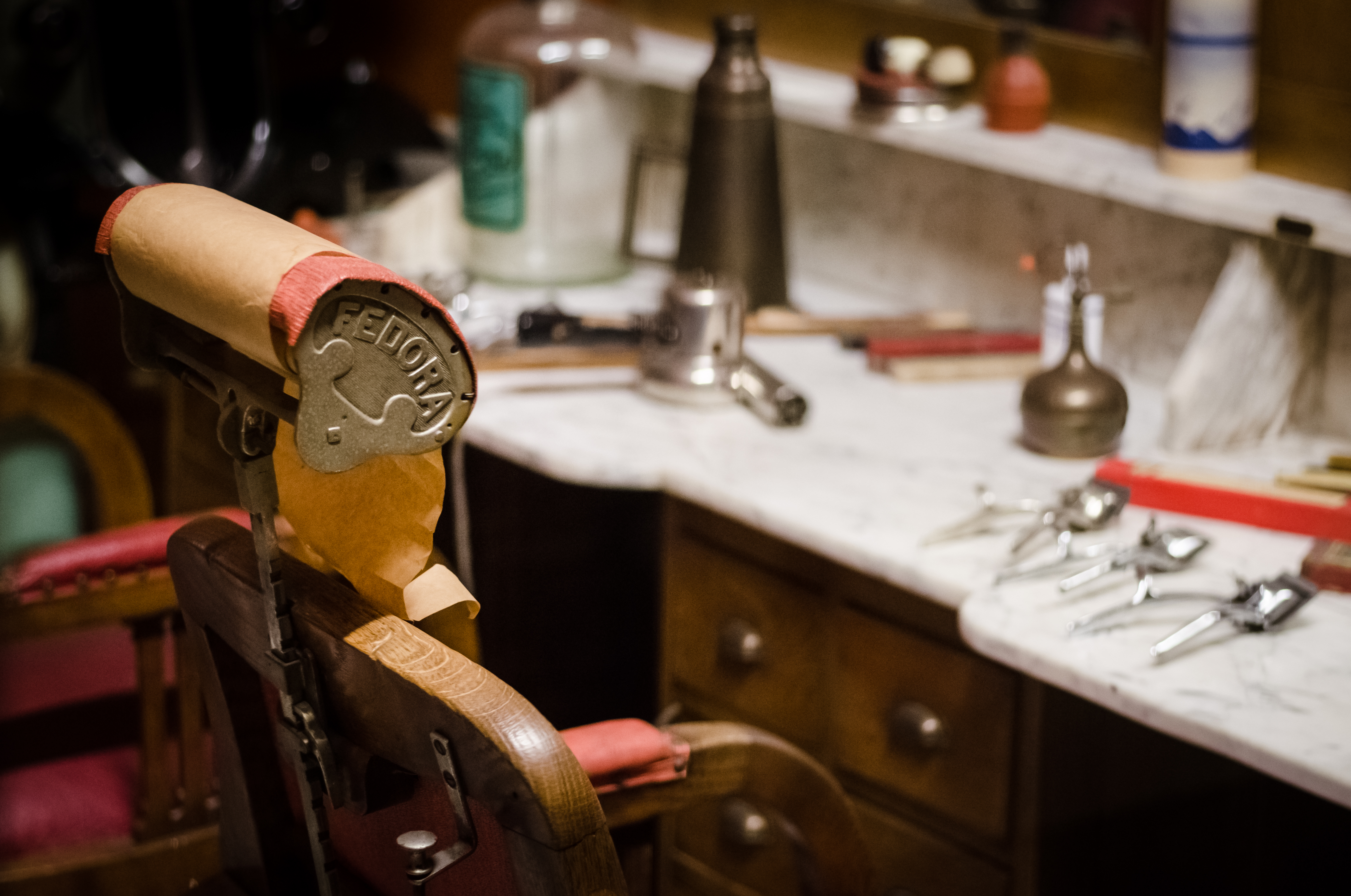 Free stock photo of barber, chair, haircut