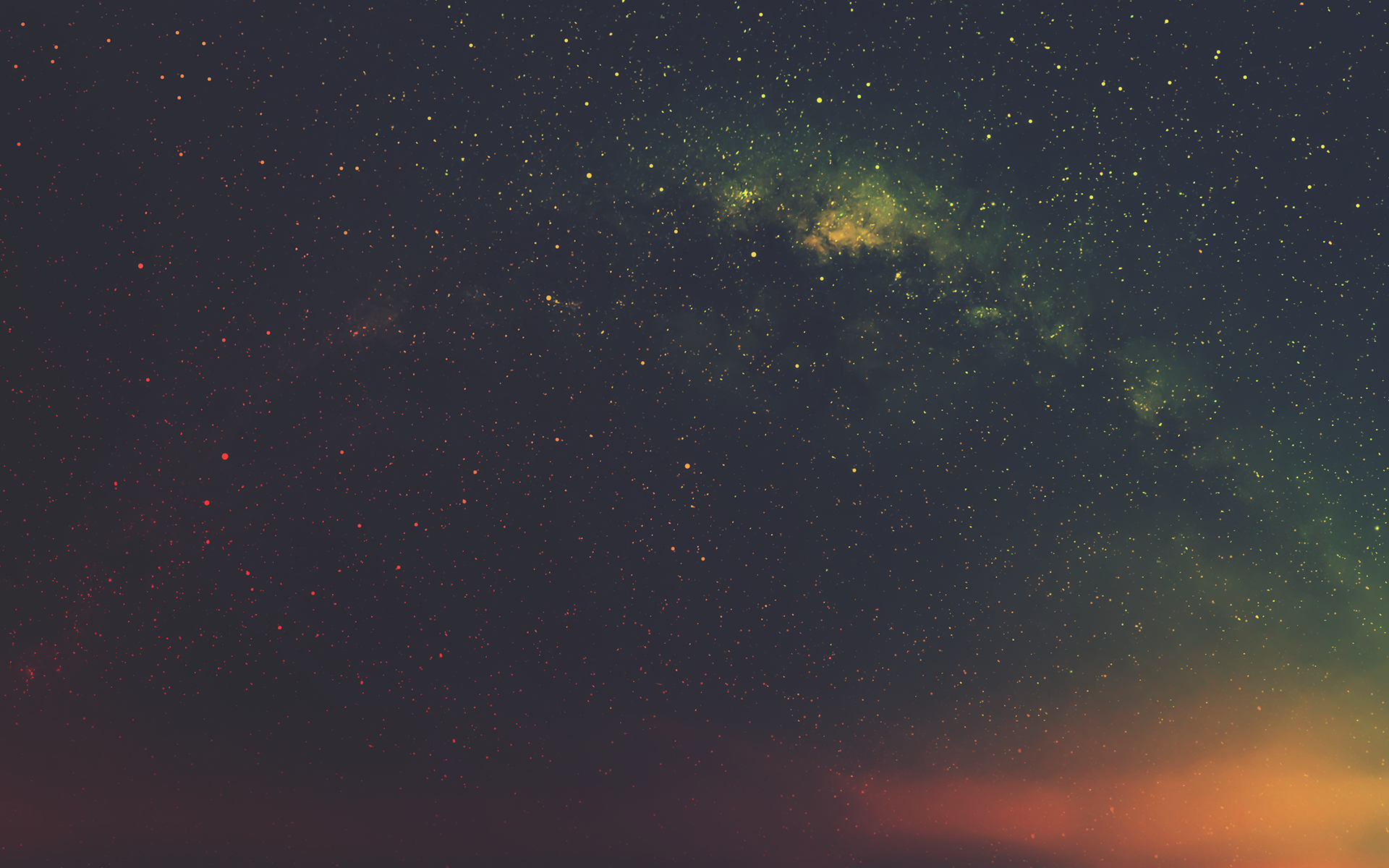 free stock photo of sky night galaxy milky way