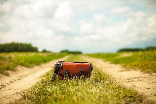 Free stock photo of road, fashion, vintage, bag