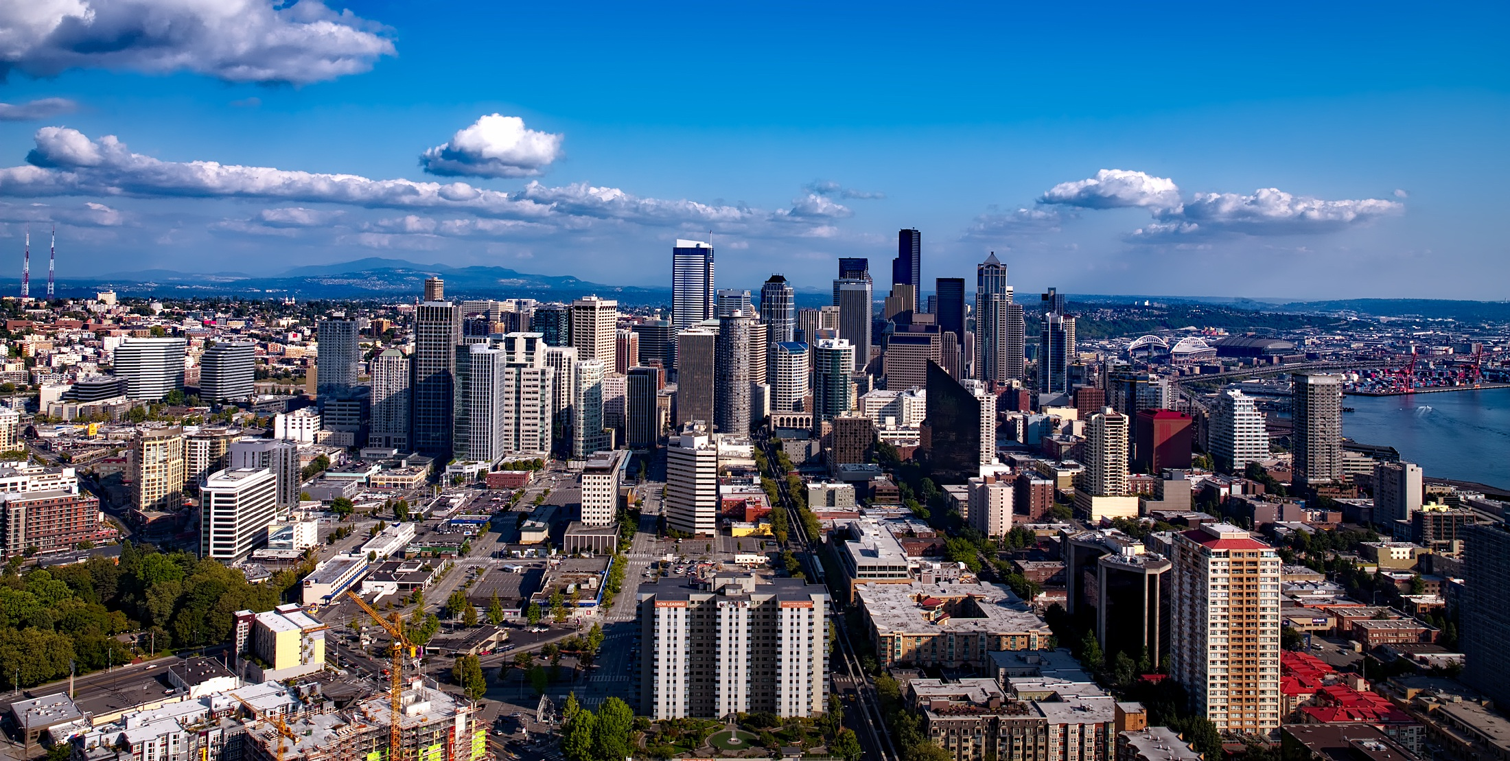 Aerial Photography of Buildings during Daytime Free Stock Photo