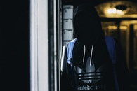 Person Wearing Adidas Hoodie during Daytime