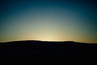 dawn, sunset, night