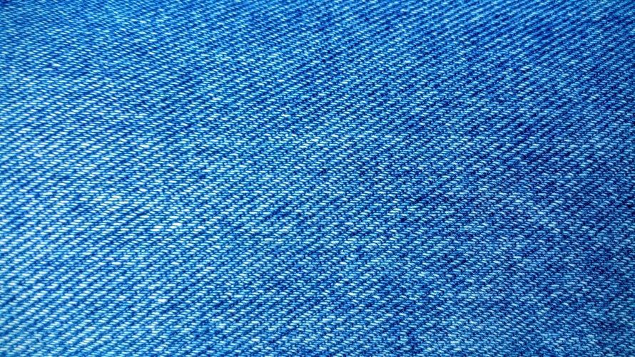Blue Denim Textile