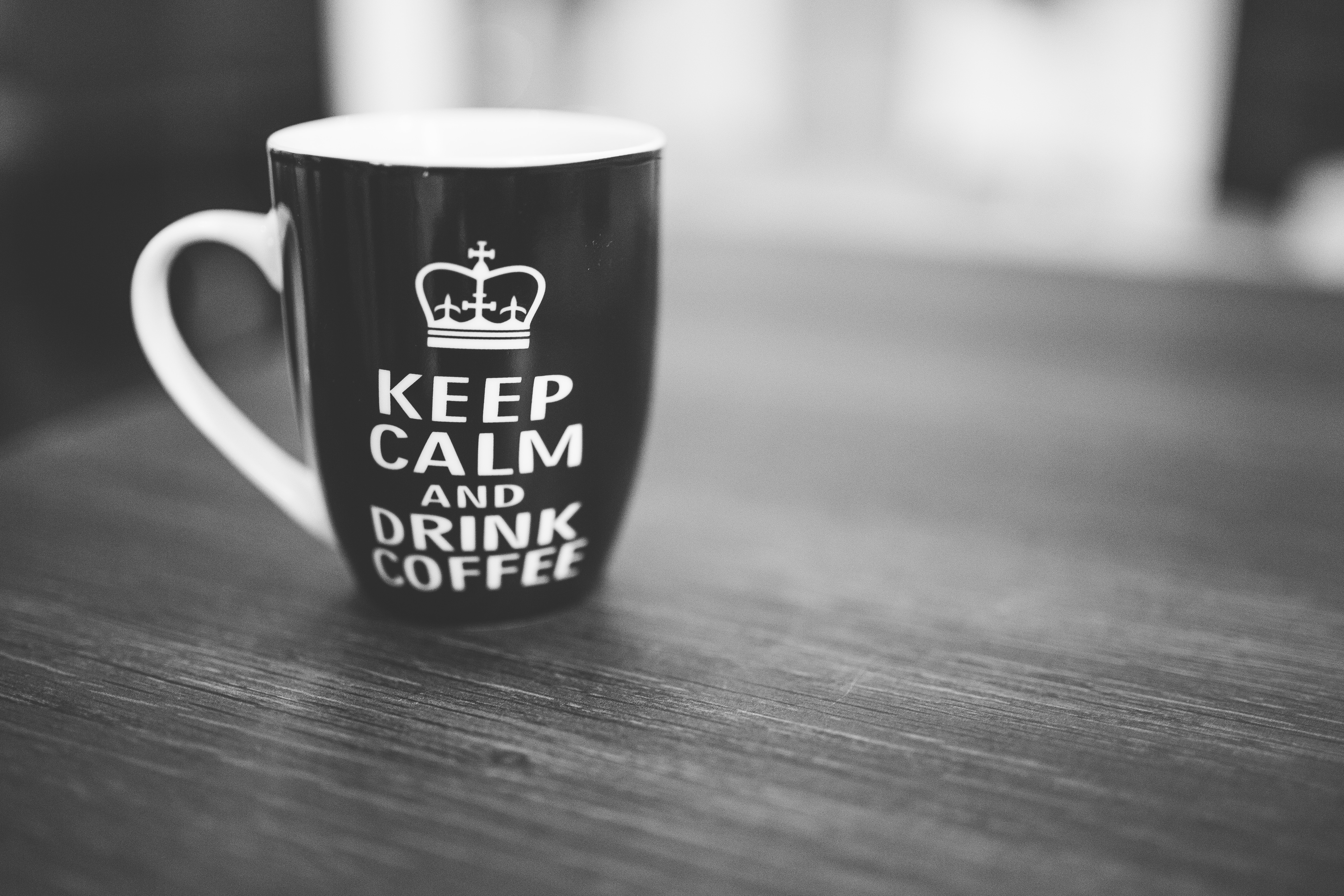 Mug on table free stock photo free download geotapseo Gallery