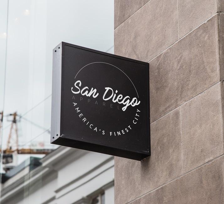 San Diego Apparel America's Finest City