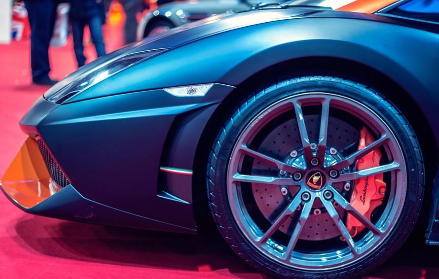 sports car, wheel, Lamborghini