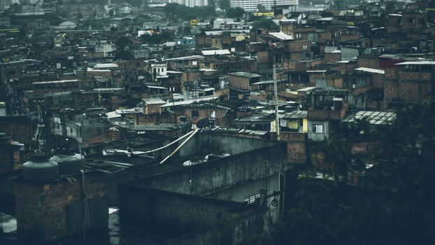 Free stock photo of street, urban, brasil, favela