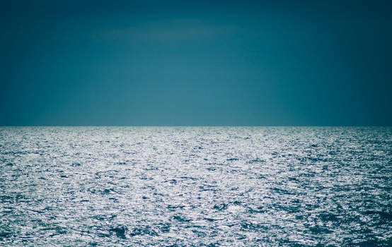 Free stock photo of sea, sky, water, seascape