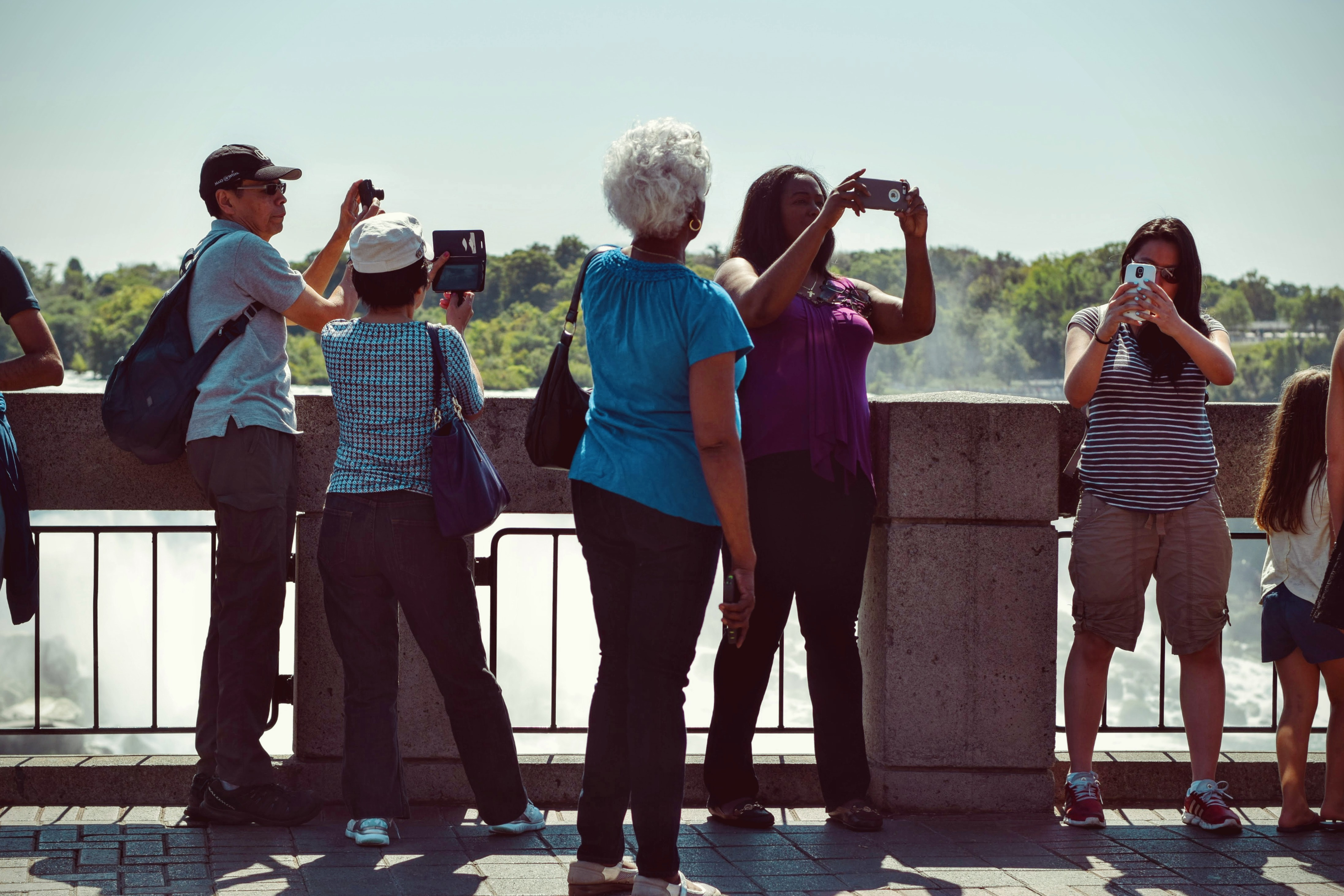 People Taking Pictures