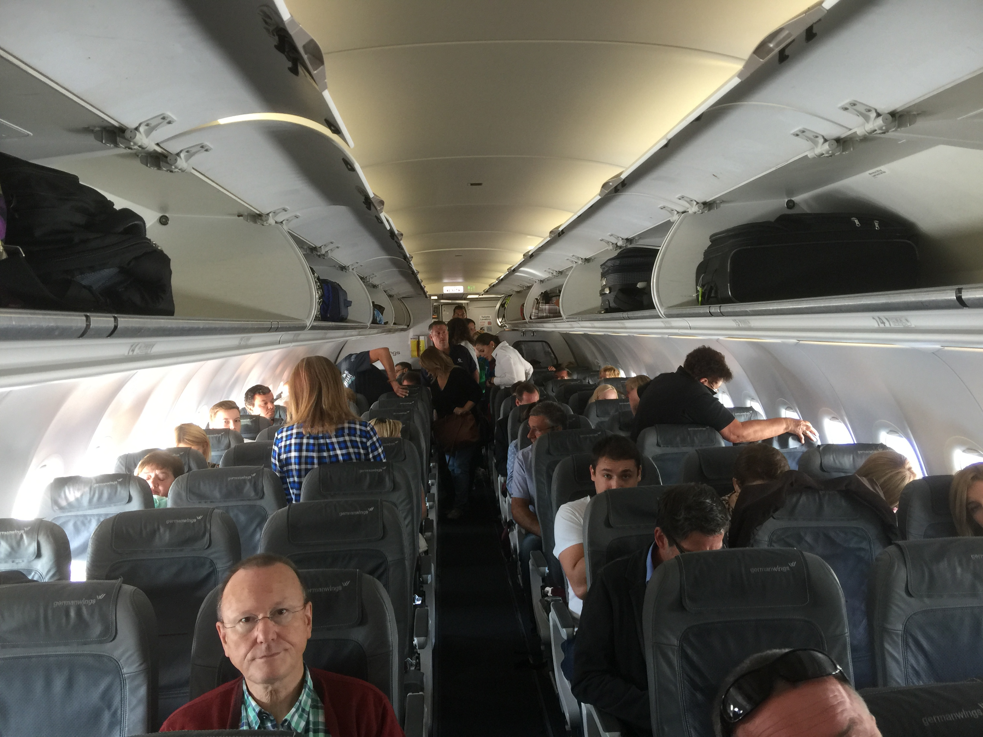 Image result for commotion inside plane