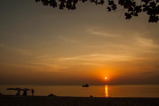 Free stock photo of sunset, beach, holidays, sun