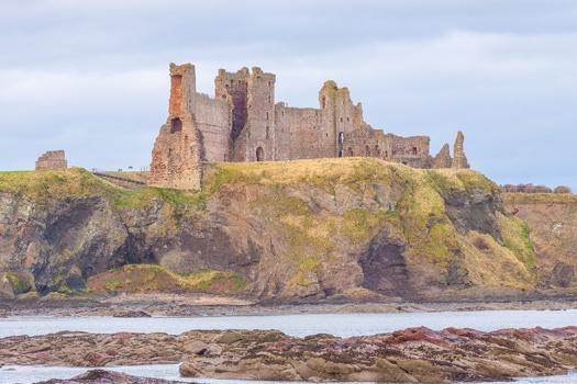 Free stock photo of beach, cliff, castle, rock