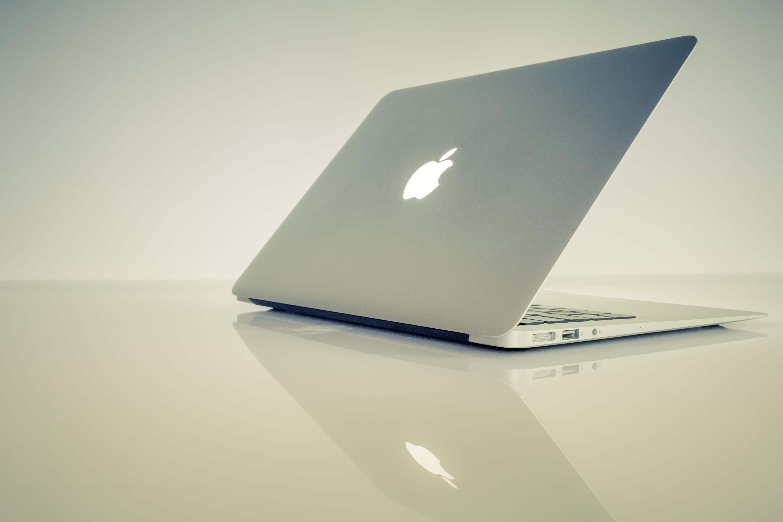 Macbook Air Free Stock