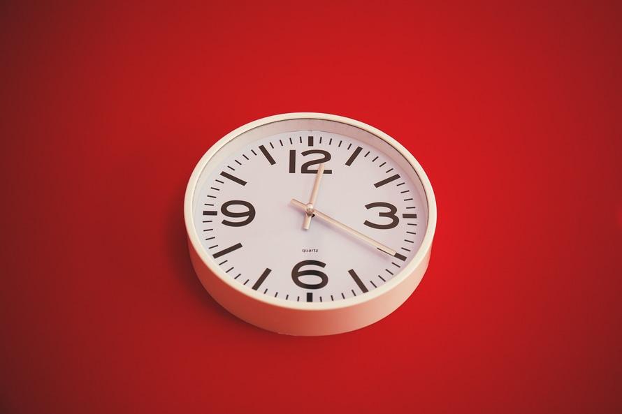clock, midday, noon