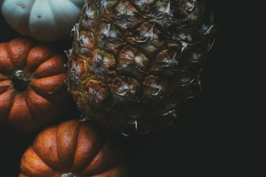 Free stock photo of food, harvest, autumn, pineapple