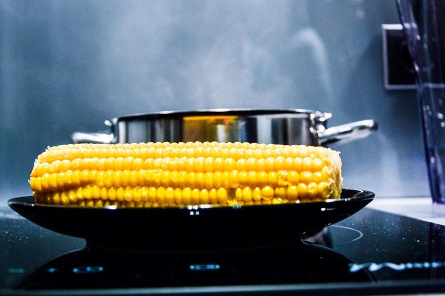 food, corn, kitchen