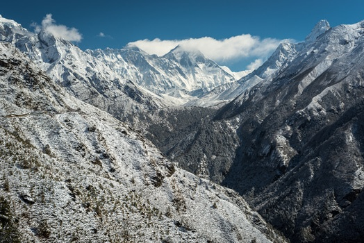 Free stock photo of glacier, snow, mountains, sunny