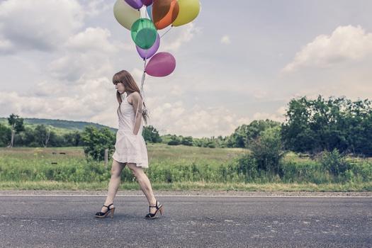 Free stock photo of woman, street, walking, girl