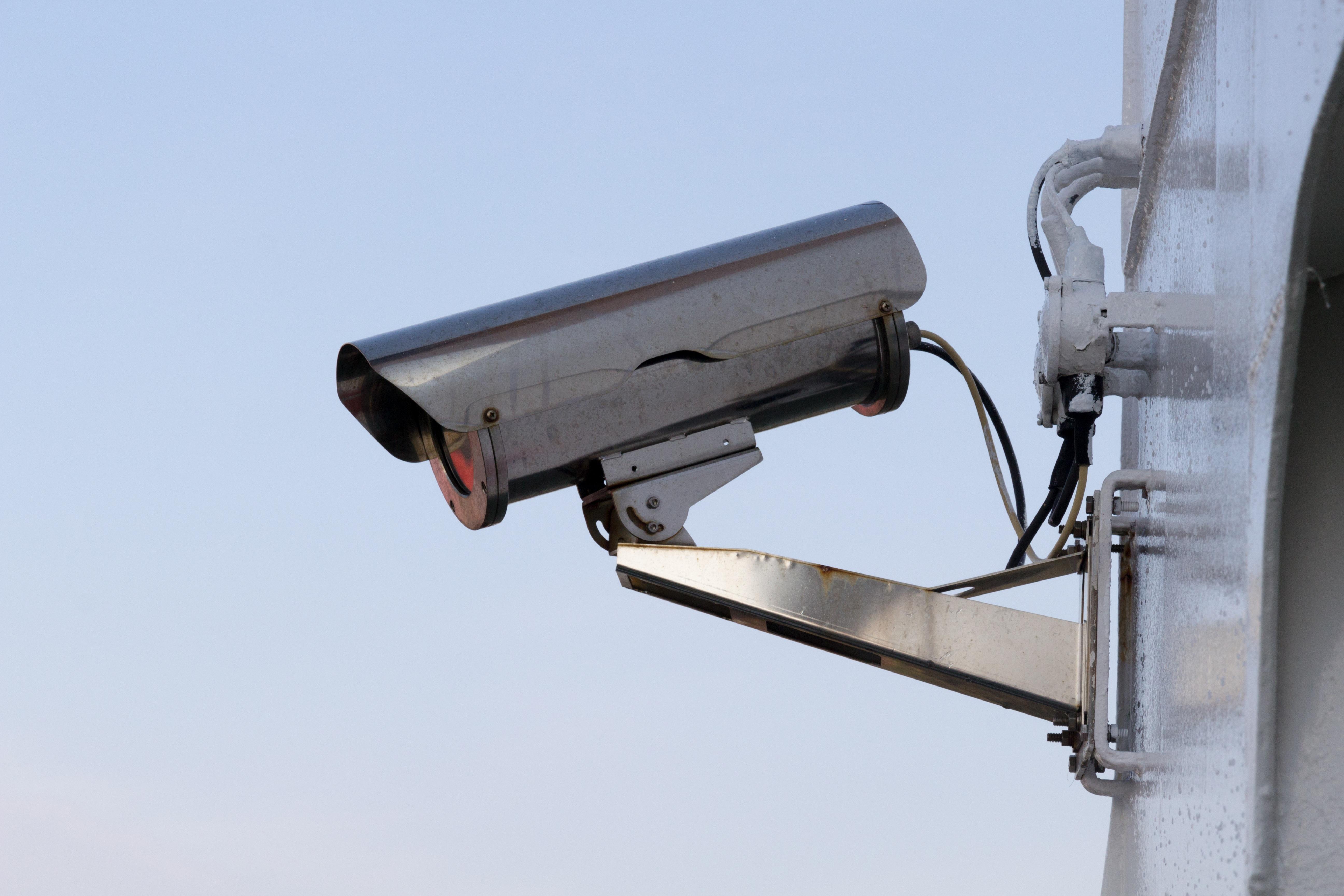 video surveillance through intellicom