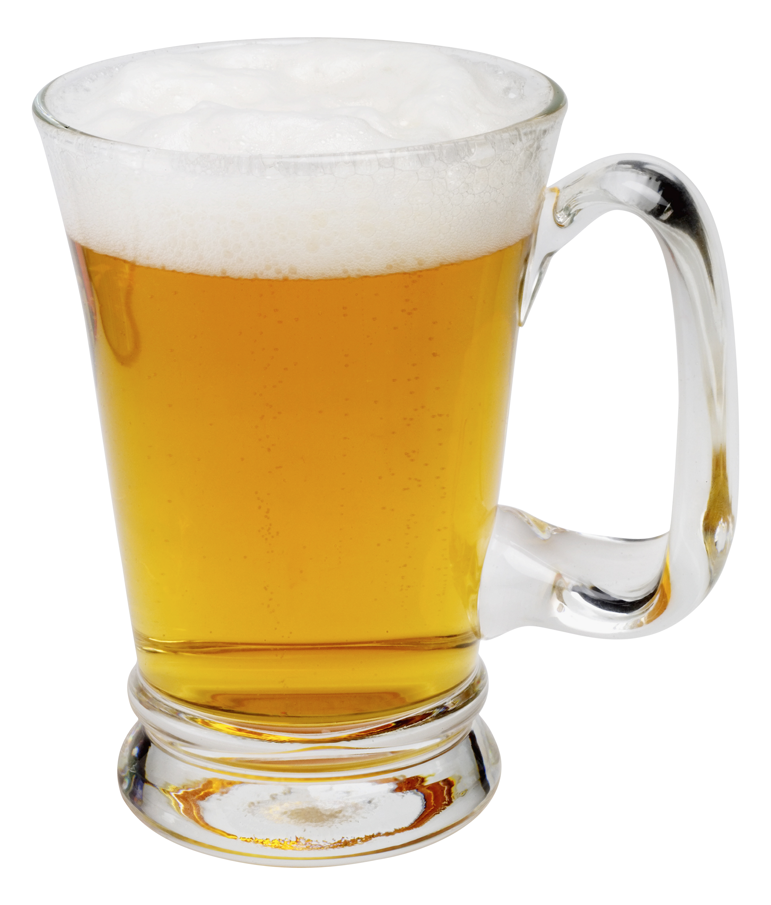 Clear Beer Glass · Free Stock Photo