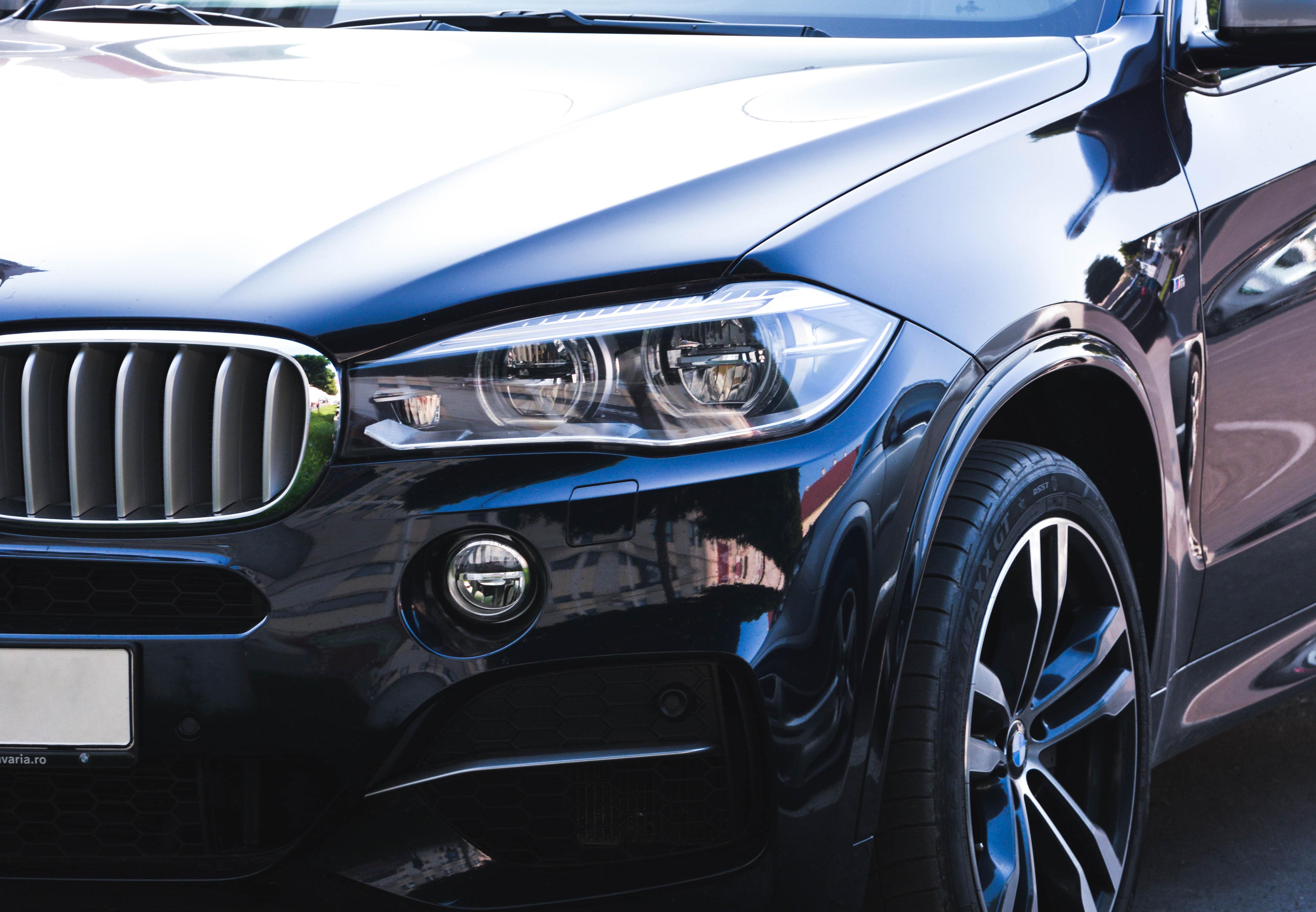 Free Stock Photo Of Black BMW Car - Black bmw car