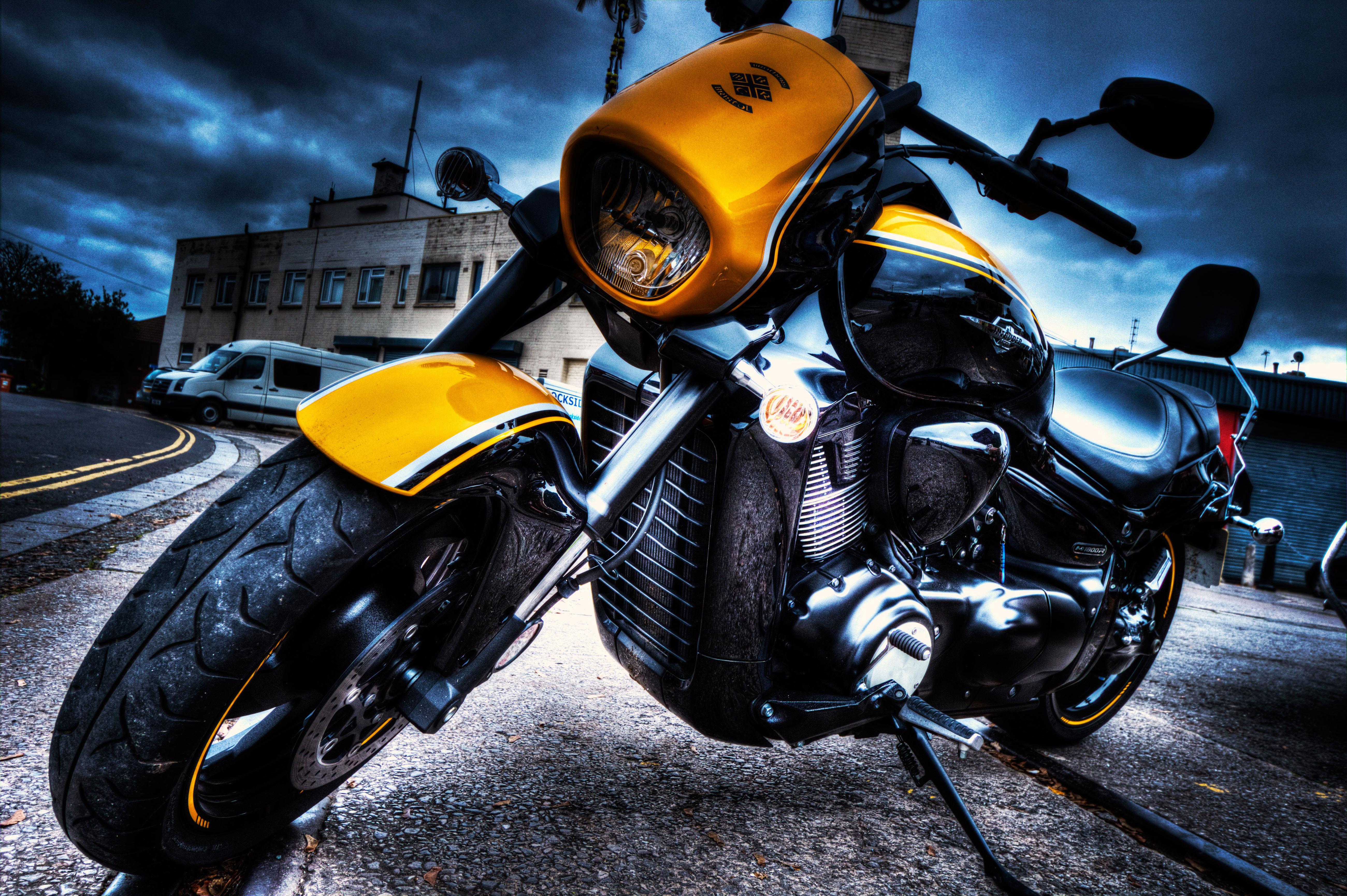 Free Stock Photo Of Bike Motorbike Motorcycle