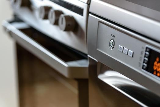 Free stock photo of metal, technology, display, kitchen