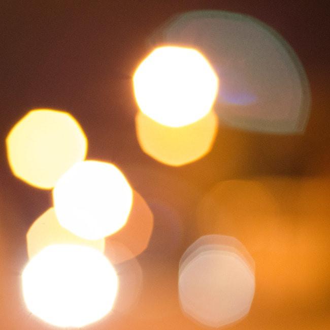 street light bokeh - photo #17