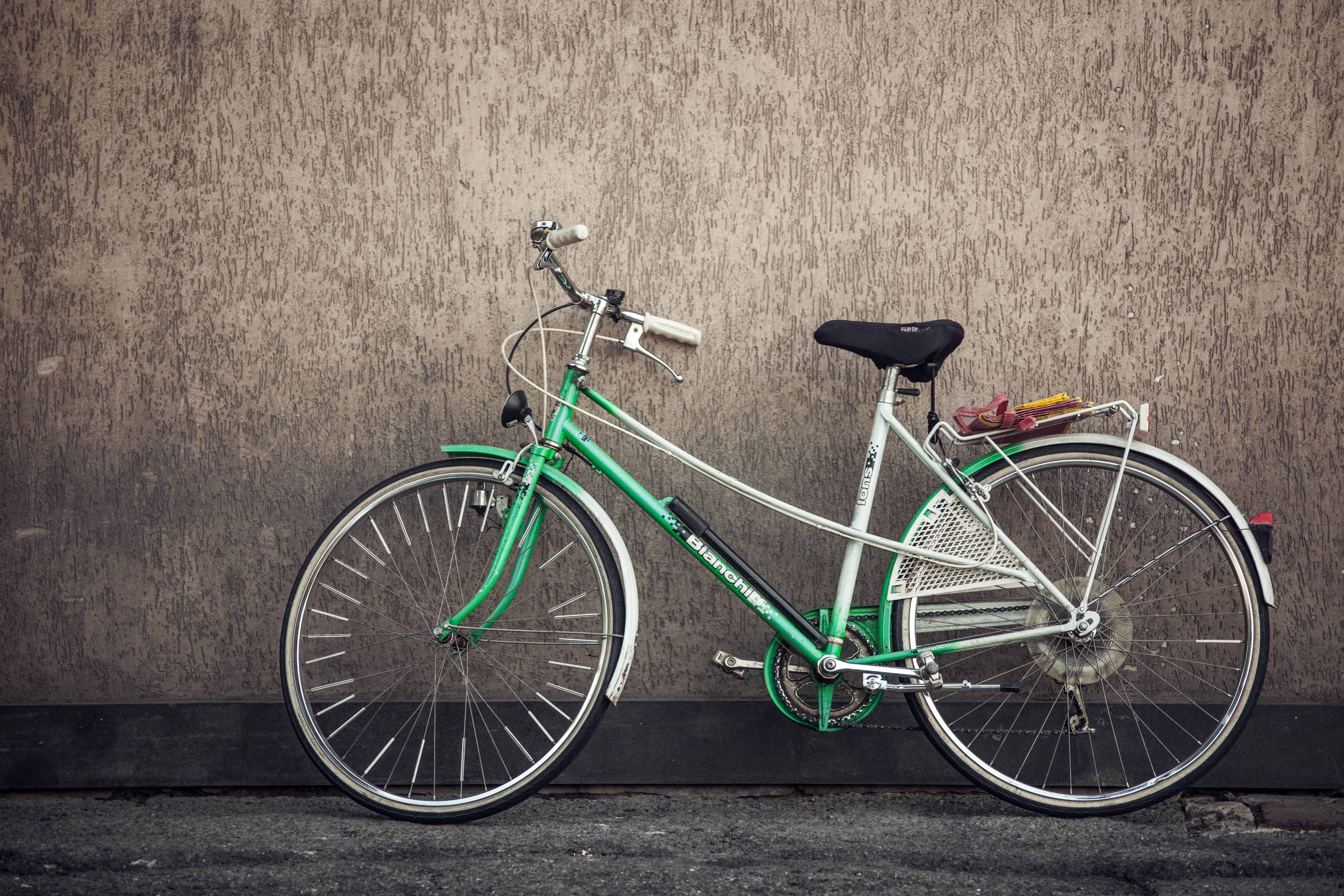 bezorgen fietsen