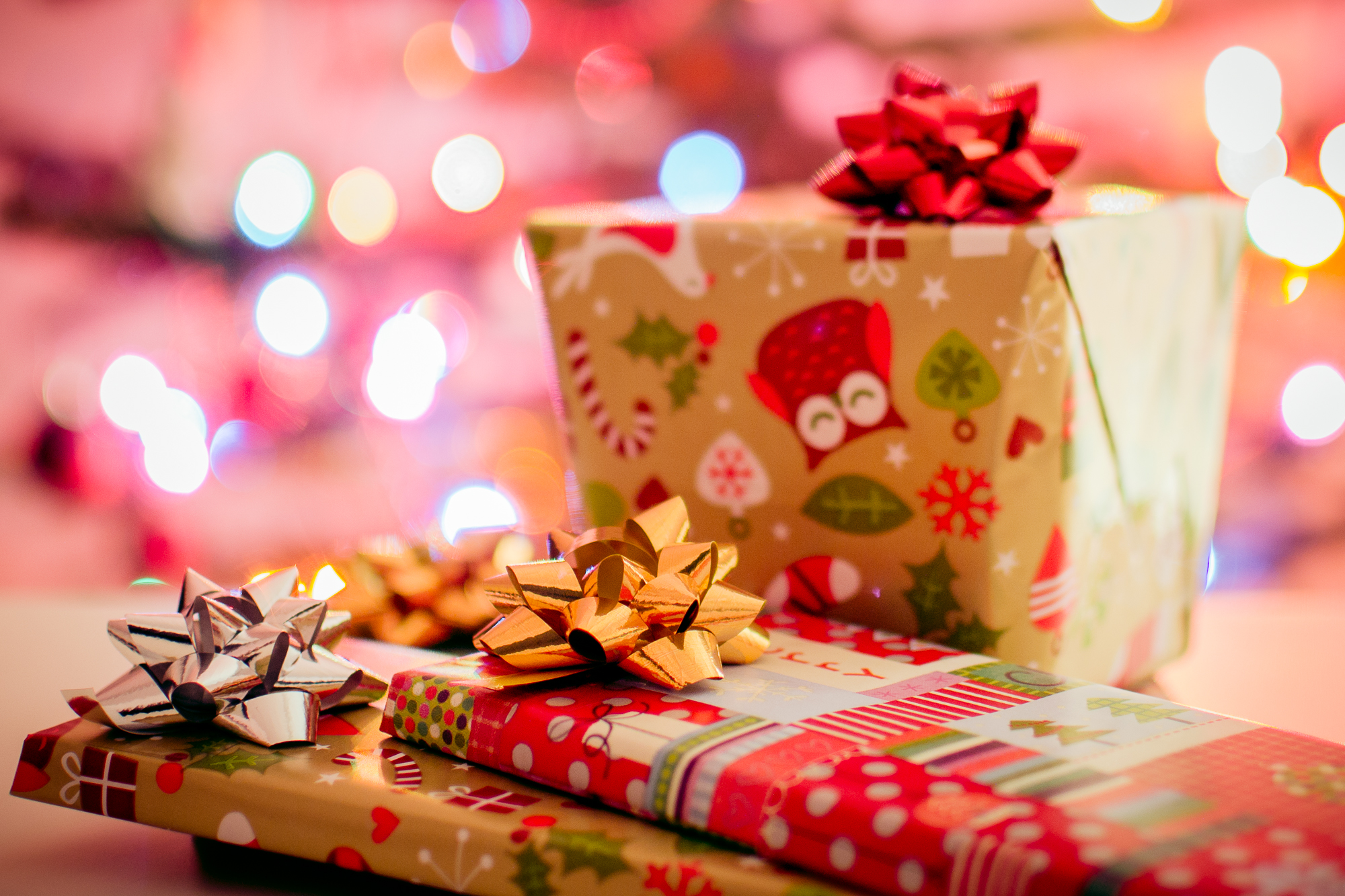 Free stock photo of christmas, gifts, presents