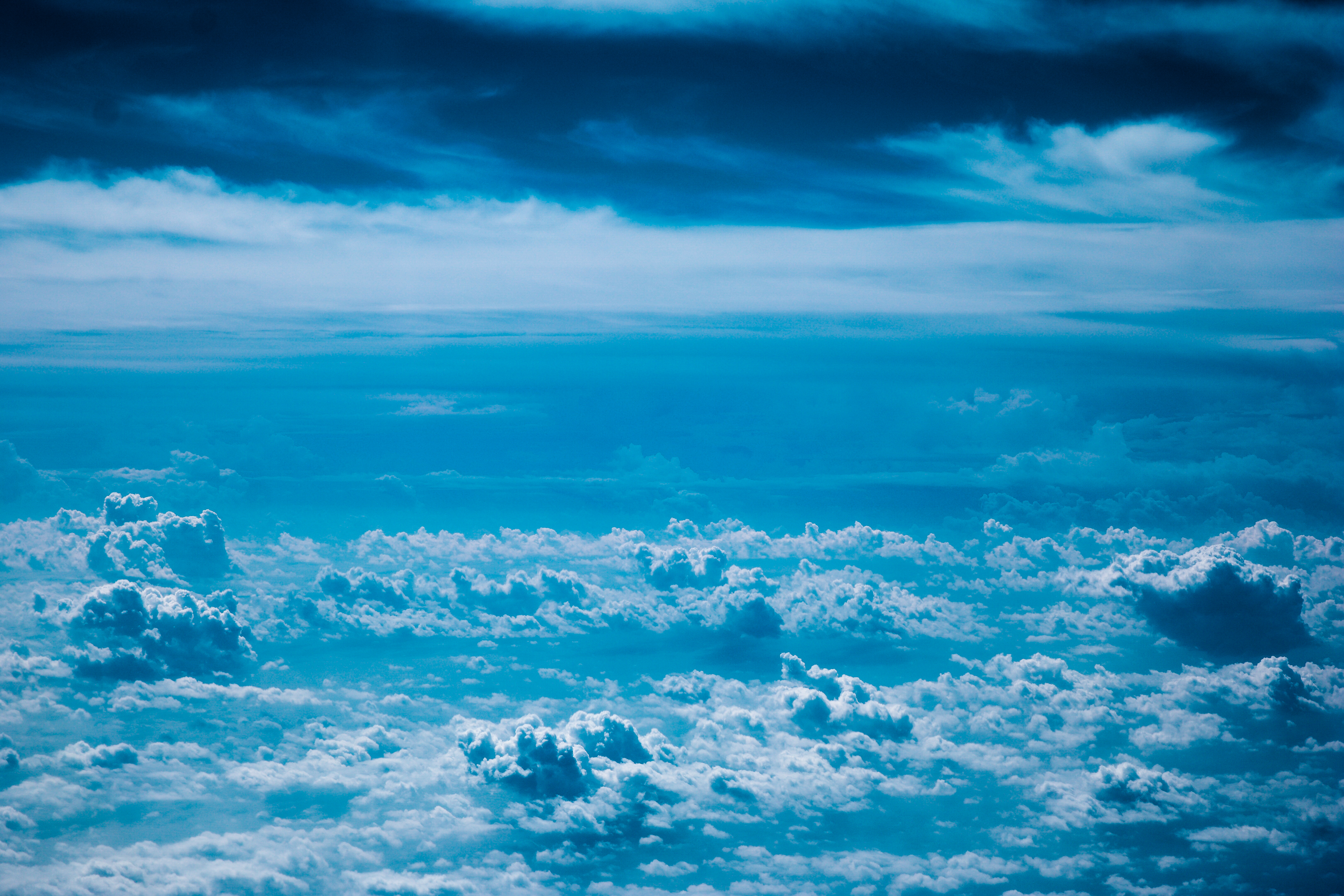 hy so sky blue - HD2100×1400