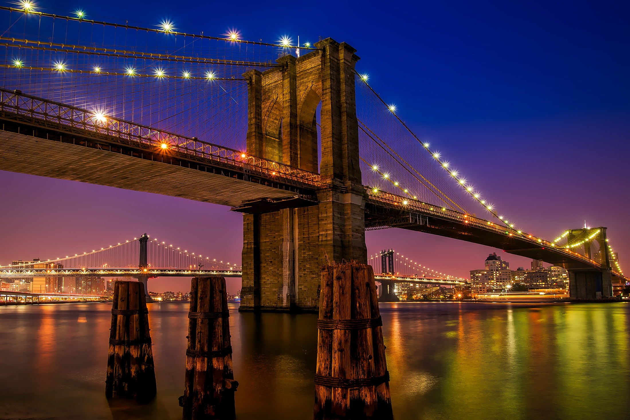 Image result for free pictures of the brooklyn bridge