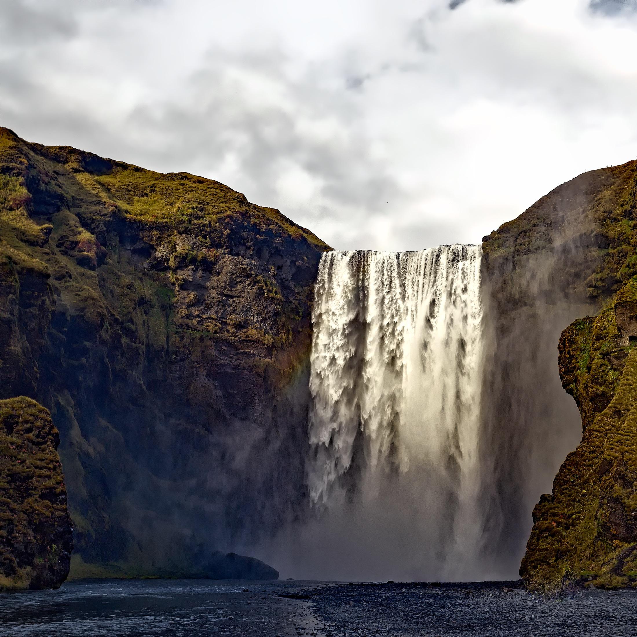 Landscape Waterfalls: Free Stock Photo Of Cascade, Cliff, Landscape