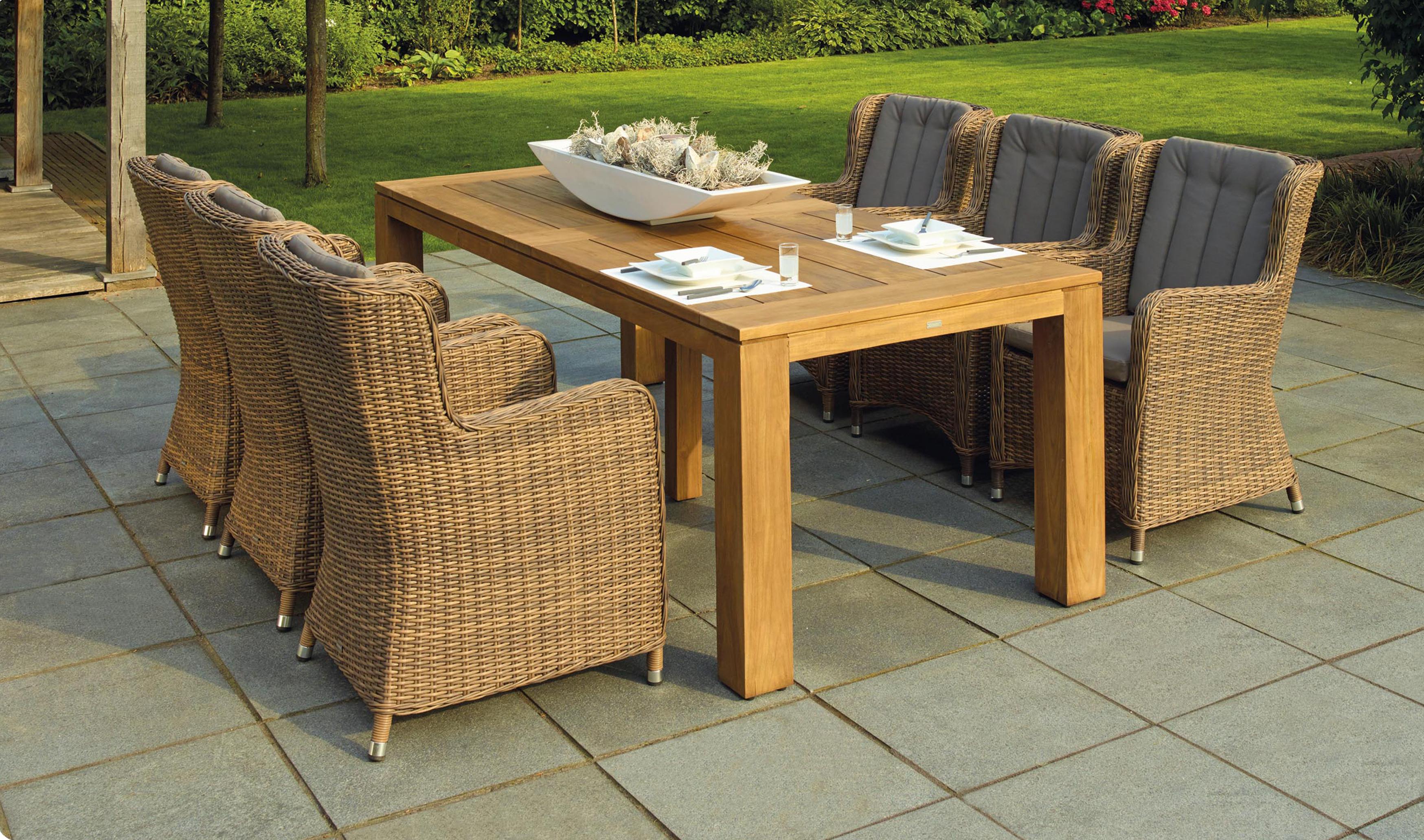 outdoor furniture wicker furniture photo credit - Garden Furniture King