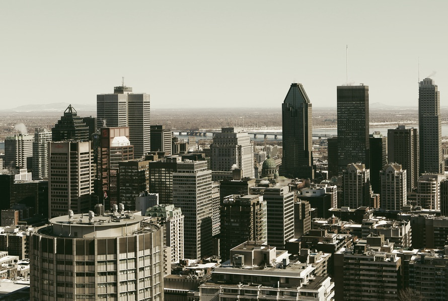 canada city skyline - photo #10